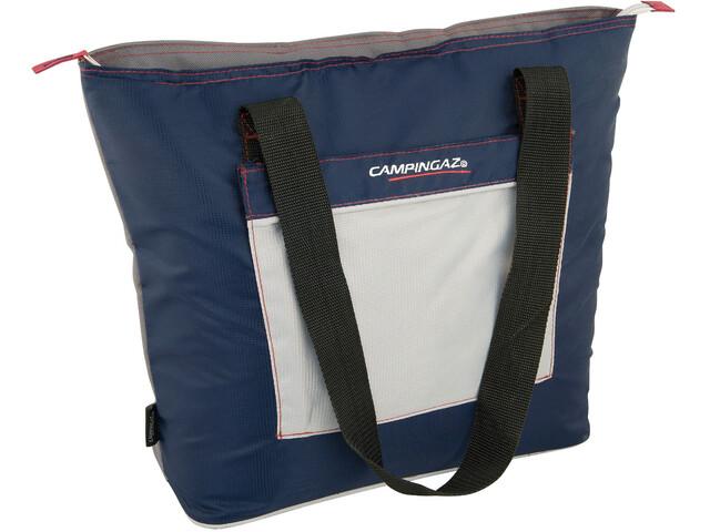 Campingaz Classic Coolbag 13l, blauw/grijs